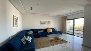 Appartement ensoleillé avec vue sur mer