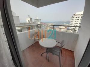 Appartement en plein centre ville avec vue sur mer