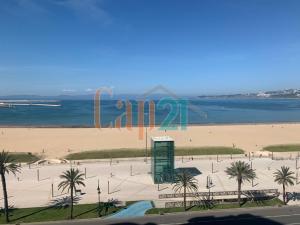 Appartements haut standing vu sur mer  à louer à la baie de Tanger